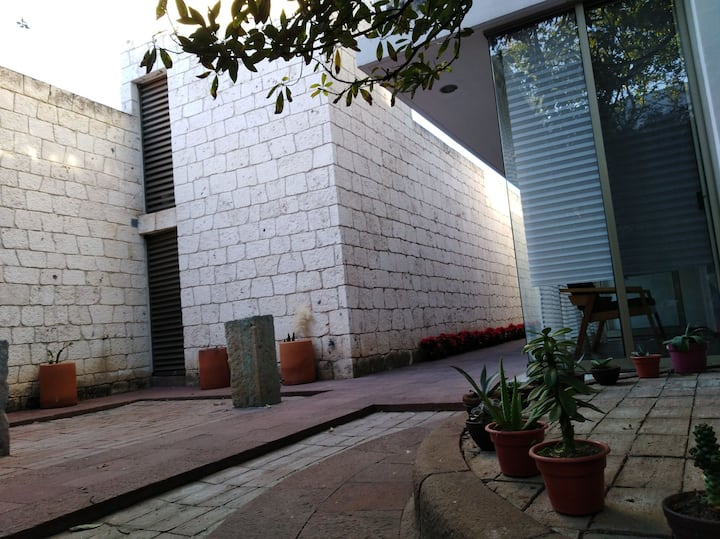 Casa Constitución 3. Departamento