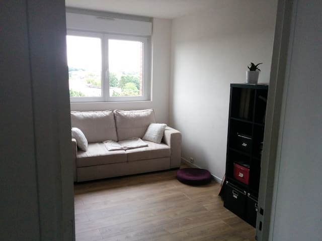 Chambre dans appartement duplex - Arras