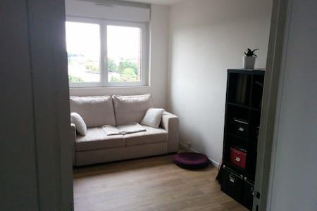 Chambre dans appartement duplex - Arras - Apartmen