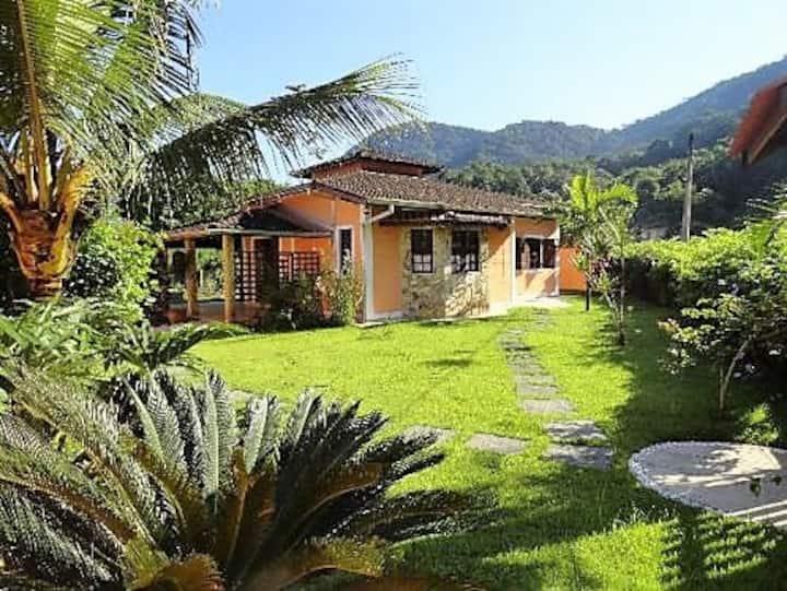 Casa espetacular praia da Mococa em Caraguatatuba