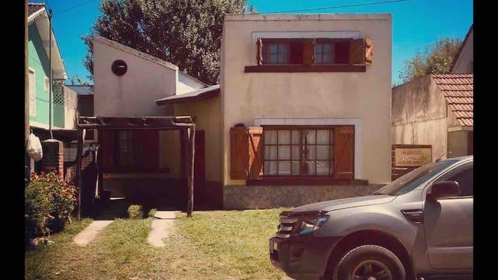 Casa Tipo Loft Santa Clara del Mar. Alquiler Temp.