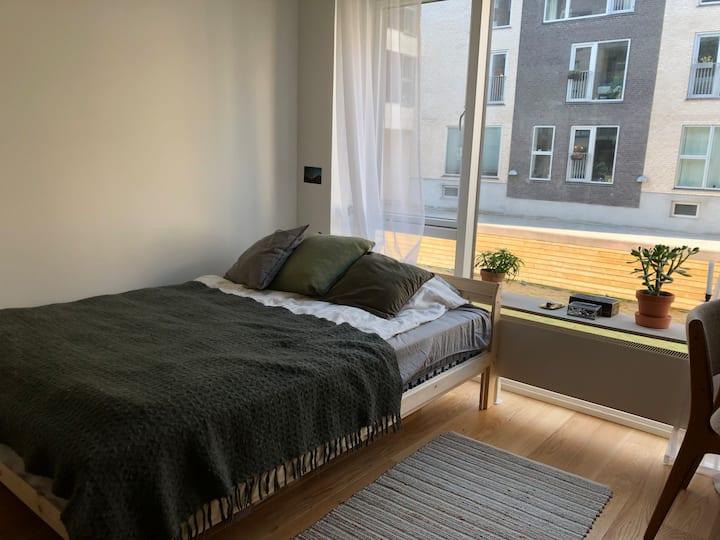 Cosy room in modern Copenhagen area