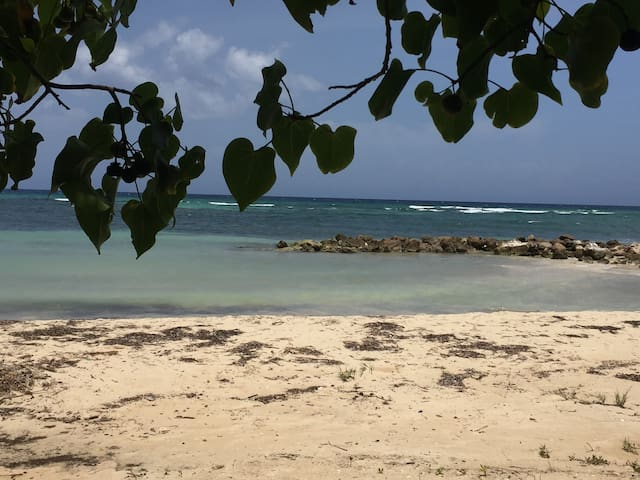 On the Beach, Off the Grid - Montego Bay - Flat