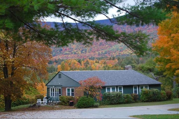 Zoom w/a View! Sleep 6, dog friendly Manchester VT