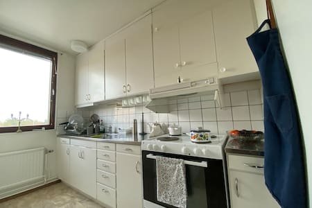 Private room 15-20min to Stockholm central station