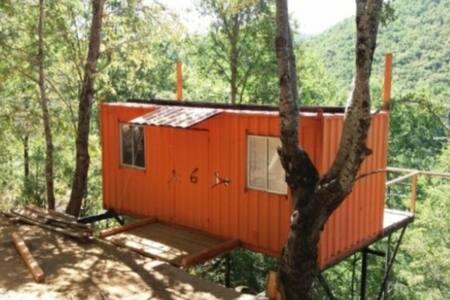 Cabaña Conteiner en Nahuelbuta