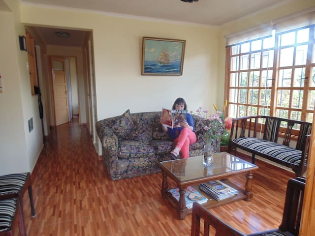 Casa familiar de Quintero (A Quintero con amor) - Quintero - Rumah