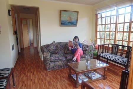 Casa familiar de Quintero (A Quintero con amor)