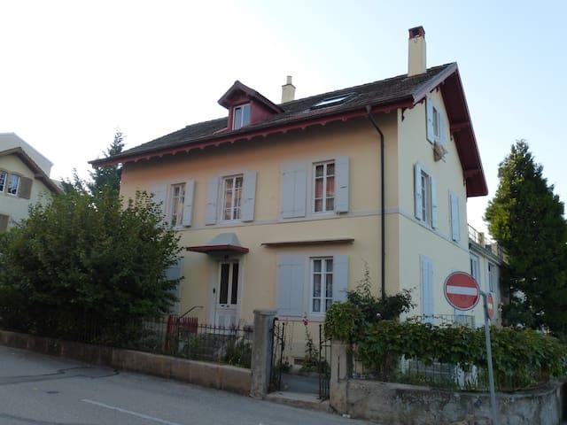 Chambre dans maison de village - Milvignes - Ev