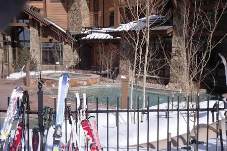 Two bedroom Ski in/out: March 12-19 - Breckenridge - Altro