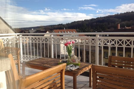Breathtaking Views Of Blackforest! - Pforzheim - Casa