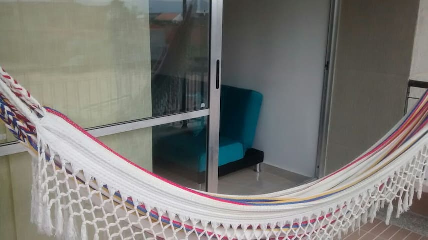 Hacienda Peñalisa. Apartamento Amoblado - Girardot - Ortak mülk
