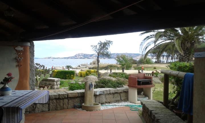Holiday home Palau Sardinia, 25 mt from the sea.