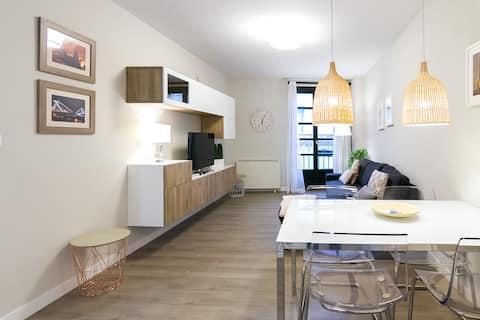 Mooi appartement vlakbij de kathedraal van Ourense.