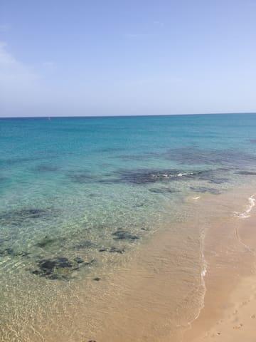Playa Esmeralda bella e vicina