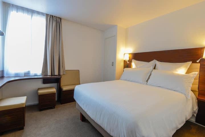 Hotel Monsigny, Double Room