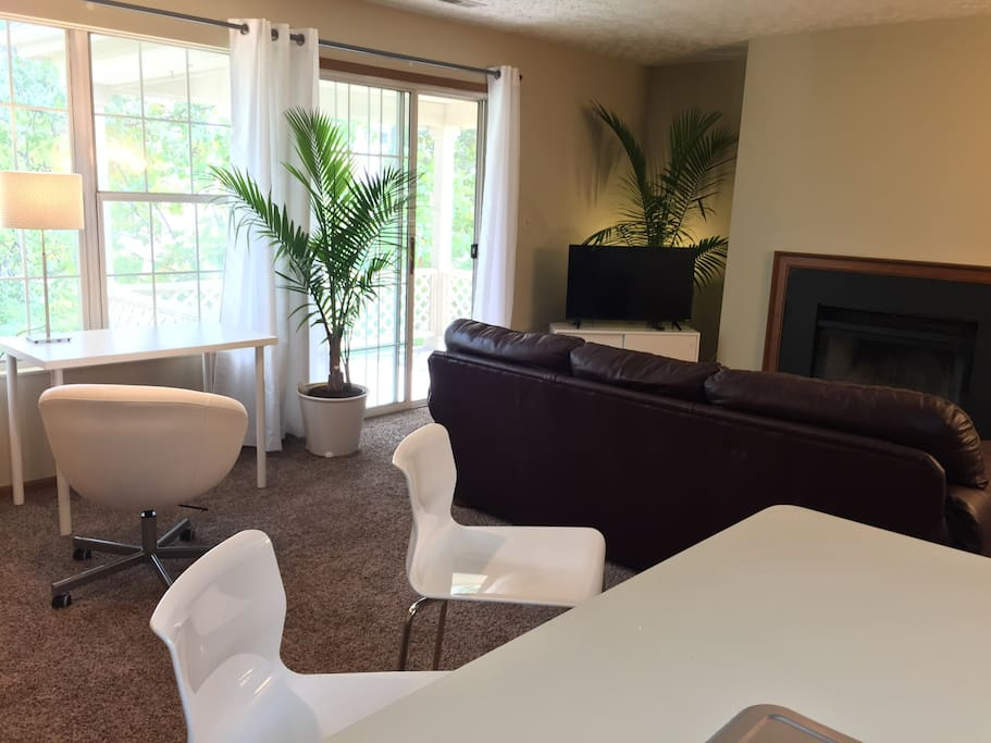 Spectacular Condo For Business Or Getaways Apartments For Rent In Dublin Ohio United States