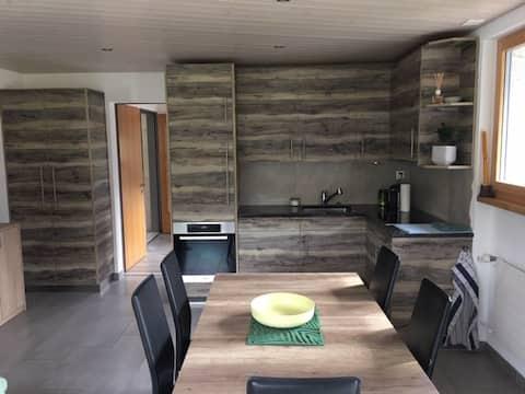 Joli appartement à Ocourt