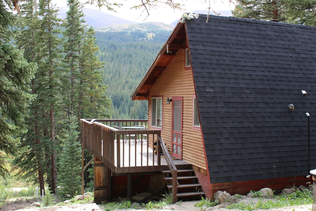 cozy cabin cottages for rent in breckenridge colorado