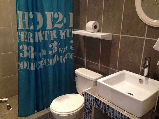 #7. Casa de Lis,Turrialba center-Private room&bath