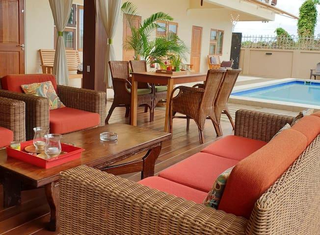 Comfortabel logeren in hartje Paramaribo!