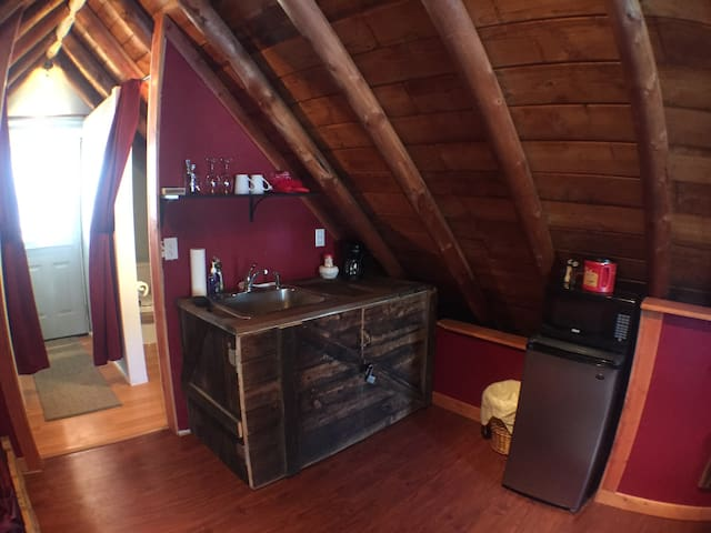 The Loft at the Brewery