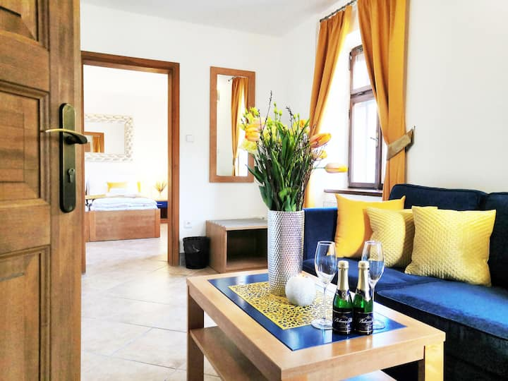 Apartment Labyrint Krumlov