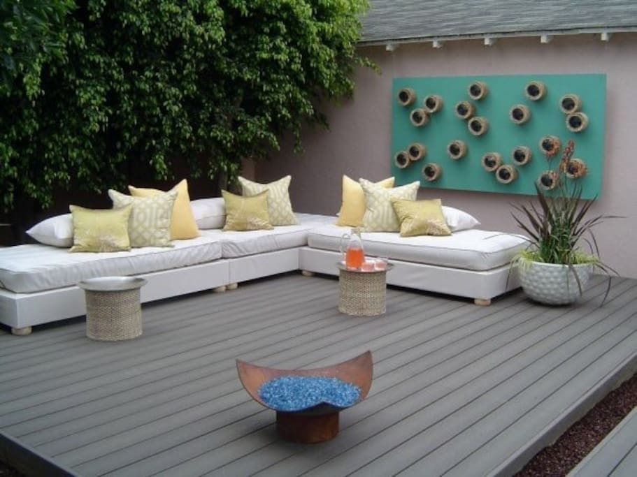 HGTV Designed Backyard (usage based on separate availability)