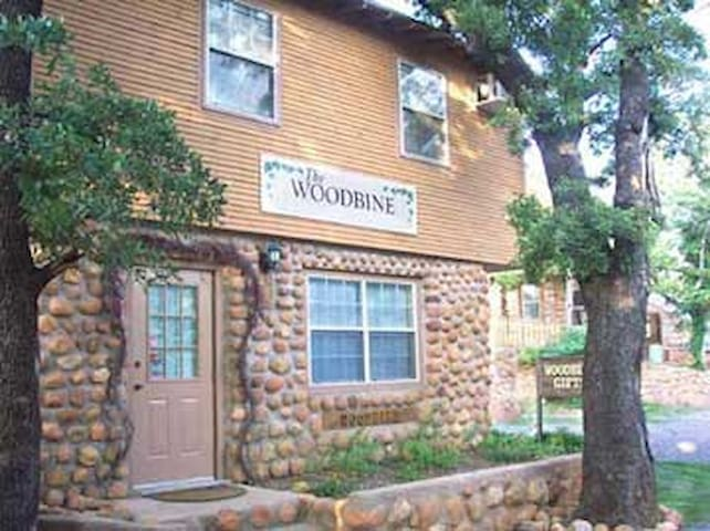 The Woodbine Cottage