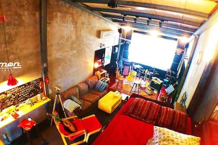 The Laymon Attic - 鳳山區 - Loft