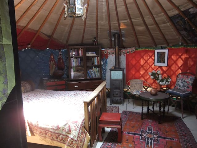 Thistle Farm Yurt