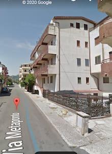 Appartamento 6 posti a 80 metri dal mare