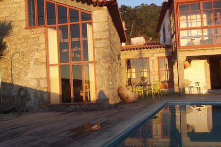Casa da Cova do Gato - Carreço - บ้าน