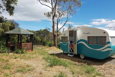 Frankie - caravan - Dodges Ferry - Camper/RV