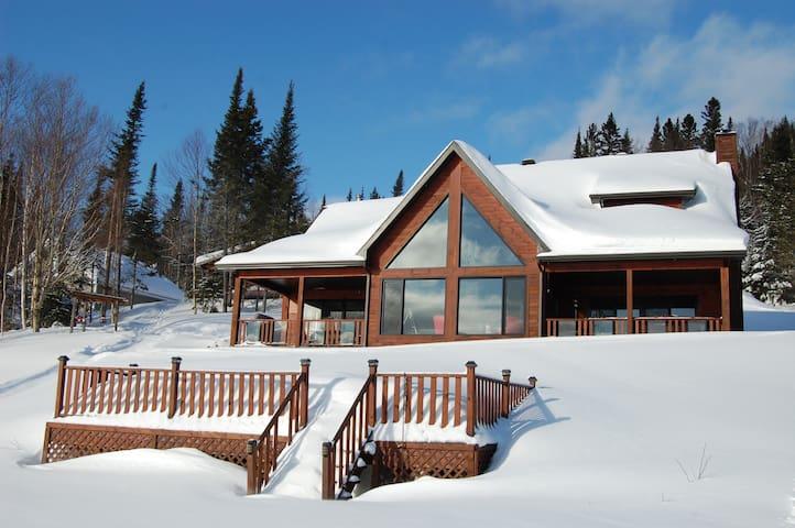 IDEAL NOËL- Magnifique maison en nature