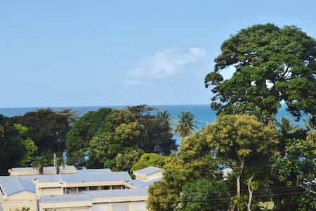 Castara Bliss Apartment- Seaview