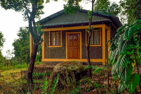 Deluxe Family cottage at cherrapunjee