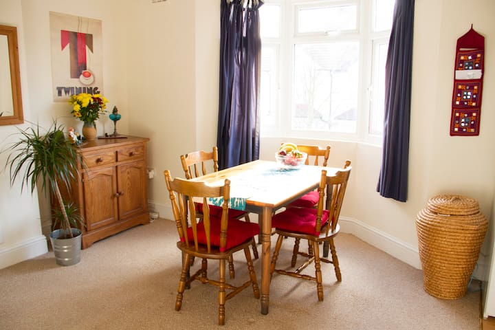 Lovely Bright and Comfortable Flat - London - Apartment