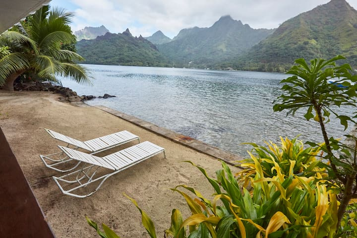 Opunohu Beach House - Moorea - House
