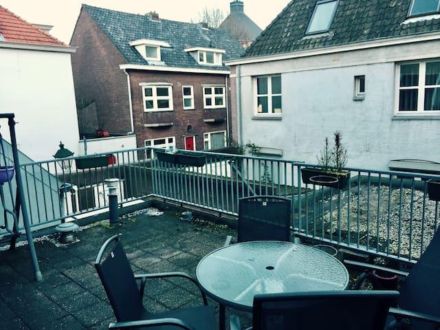 Alle luxe in hartje centrum 's-Hertogenbosch - 's-Hertogenbosch - Lejlighed