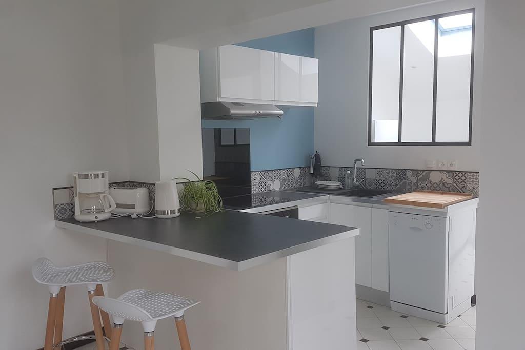 cuisine équipée