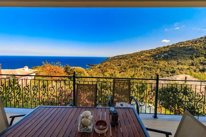 Villa  Zina  , Agios Dimitrios //Pelion