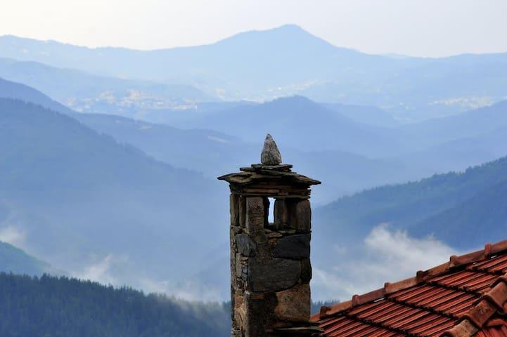 Villa 'The nest', Rhodope mountains, Banite