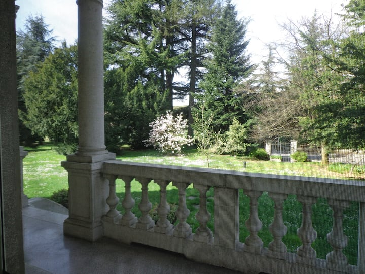 Villa Liberty in Franciacorta