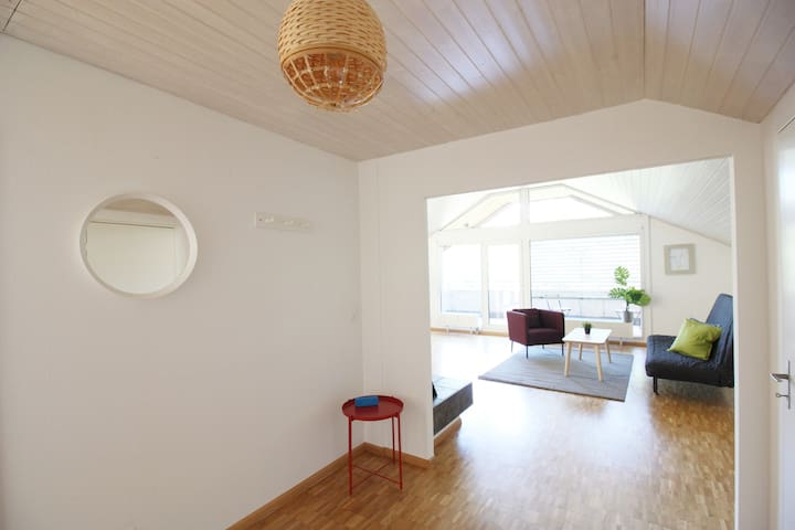 Spacious, bright maisonette flat with 3 bedrooms