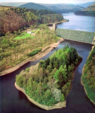 Beavers Croft at Howden Dam - Hope Valley - Casa