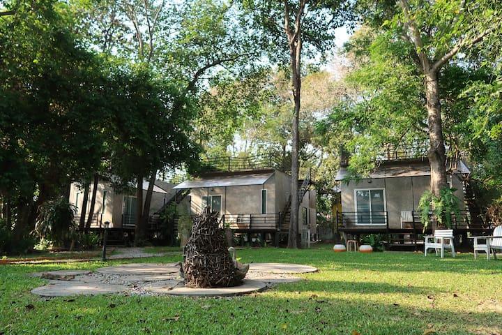 Private Villa near Ban Phe /Loft House