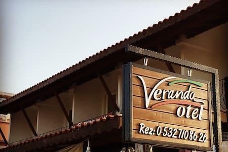 Veranda Otel - Enez - Apartment