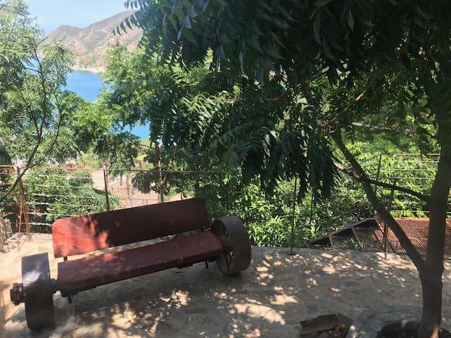 Loft LaMar IV view Taganga Bay