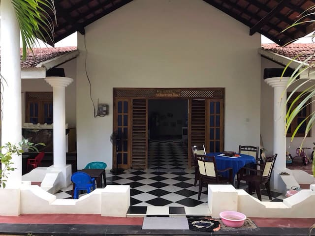 Perfect holiday Big and Cosy private family Villa!
